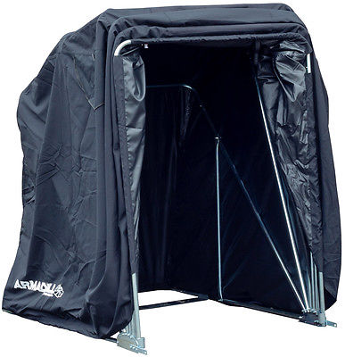 Mobility Scooter Storage Garage Shelter Cover Black